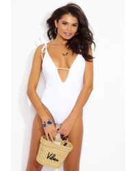 Midsommar Swim - Montana One Piece - Lyst