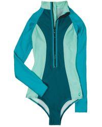 Kovey - Longsleeve Surf Suit - Lyst