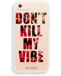 Casery - Don't Kill My Vibe Iphone 6/7/8 - Lyst