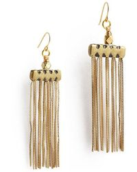 Vanessa Mooney - The Iris Earrings - Lyst