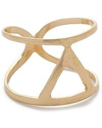 JEWEL CULT - Tristan Ring - Lyst