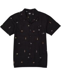 Billabong - Bone Thrower Optic Short Sleeve Shirt - Lyst