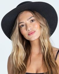 Lyst - Reformation Indego Africa Woven Hat in Natural aaea88414140