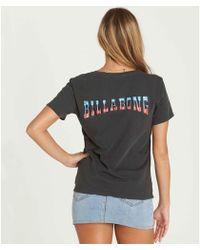 Billabong - Star Spangled Tee - Lyst