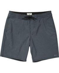 Billabong - All Day Lo Tide Overdye Boardshorts - Lyst