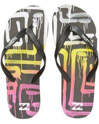 Billabong - Tides Sandal Flip-flop - Lyst