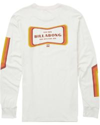 Billabong - Pulse Long Sleeve Tee - Lyst