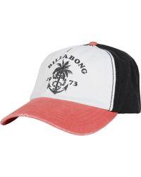 Billabong - Surf Club Hat - Lyst