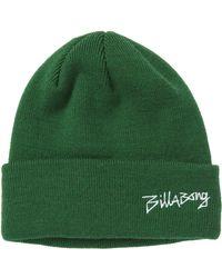 Billabong - Eighty Six Beanie - Lyst