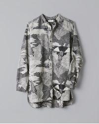Billy Reid - Azur Shirt - Lyst