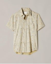 Billy Reid | S/s Kirby Shirt | Lyst