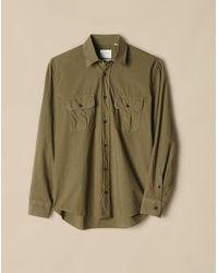 Billy Reid - Brantley Shirt - Lyst