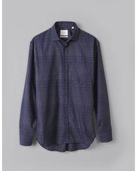 Billy Reid - Pelican Dress Shirt - Lyst
