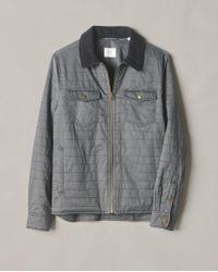 Billy Reid - Shirt Jacket - Lyst