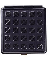Black.co.uk - Black Lacquer Deerskin Compact Mirror - Lyst