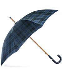 Black.co.uk Black Watch Tartan Luxury Umbrella