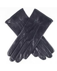 Black.co.uk - Ladies' Silk Lined Leather Gloves - Lyst