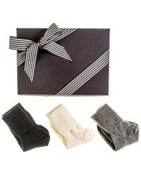 Black.co.uk | Women's Cashmere Socks Gift Set | Lyst