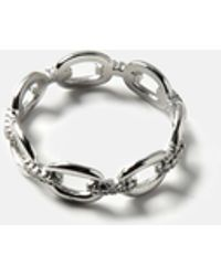 we11made - Go Chain Stone Ring - Lyst