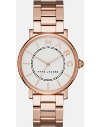 Marc Jacobs - Ladies Roxy Watch Rosegold - Lyst