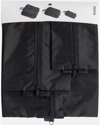 BAGGU - 3d Zip Set_black - Lyst