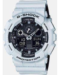G-Shock - Ga-100l-7acr - Lyst