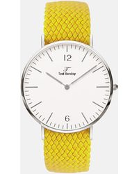 Ted Berslay - Drepper Silver Yellow - Lyst