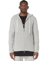 Blood Brother - Cage Hoody In Grey - Lyst