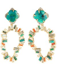 Alexis Bittar - Large Clip-on Earrings - Lyst