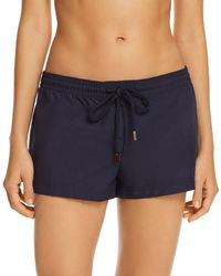 Vilebrequin - Fiona Swim Cover-up Shorts - Lyst