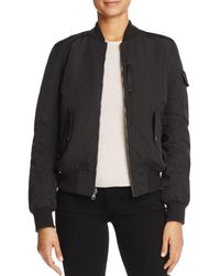 Marc New York - Nicole Reversible Bomber Jacket - Lyst