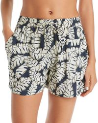 Onia Aileen Swim Cover - Up Shorts - Multicolor