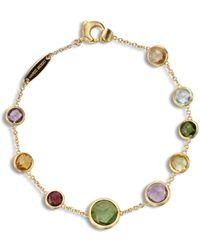 Marco Bicego - Mini Jaipur Multicolored Bracelet - Lyst