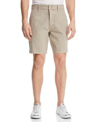 Joe's Jeans - Twill Regular Fit Shorts - Lyst