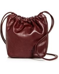 Creatures of Comfort - Mini Leather Pint Bag - Lyst