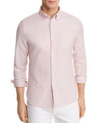 Bloomingdale's - Oxford Regular Fit Sport Shirt - Lyst