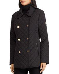 Ralph Lauren - Lauren Diamond-quilted Jacket - Lyst