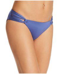 SOLUNA - Solids Bikini Bottom - Lyst