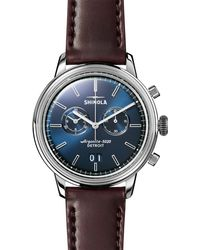 Shinola - 42mm - Lyst