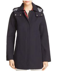 Vince Camuto - Trench Coat - Lyst
