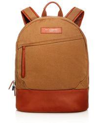 Want Les Essentiels De La Vie Canvas Kastrup Backpack