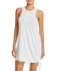 Becca - Breezy Swim Cover-up Top - Lyst