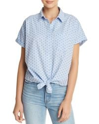 DL1961 - Chrystie St Embroidered Shirt - Lyst