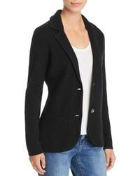 C By Bloomingdale's - Cashmere Sweater Blazer - Lyst