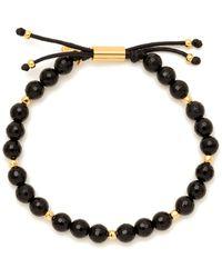 Gorjana - Gold-tone Large Beaded Bracelet - Lyst