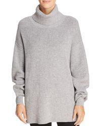 Free People - Relaxed Turtleneck Sweater - Lyst