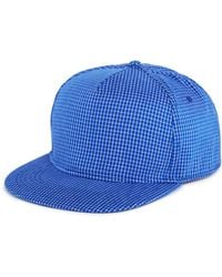 Gents - Check Chairman Hat - Lyst