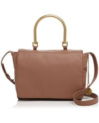 SJP by Sarah Jessica Parker - Jackie Leather Crossbody - Lyst