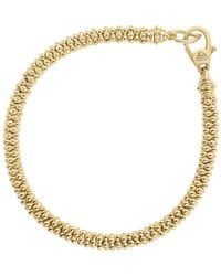 Lagos - Caviar Gold Collection 18k Gold Bracelet - Lyst