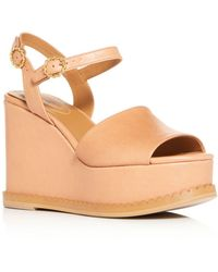 f072c8ac2e5 Boden. Cassie Espadrille Wedges. £60. John Lewis and Partners · See By  Chloé - Women s Carrie Scalloped Platform Wedge Sandals - Lyst